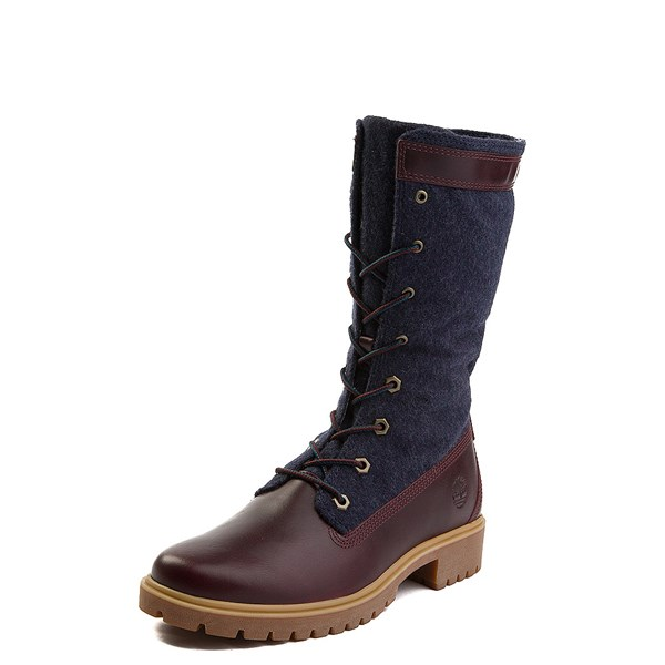 Alternate view of Womens Timberland Jayne Mixed-Media Gaiter Boot