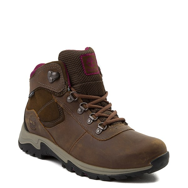 Alternate view of Womens Timberland Mt. Maddsen Hiker Boot - Brown
