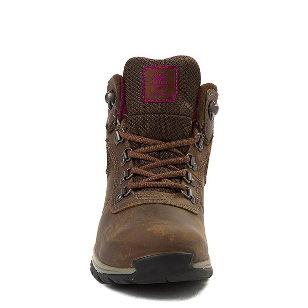 alternate view Womens Timberland Mt. Maddsen Hiker Boot - BrownALT4