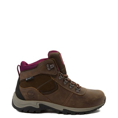 Main view of Womens Timberland Mt. Maddsen Hiker Boot - Brown