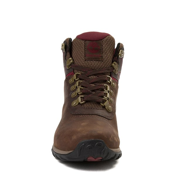 alternate view Womens Timberland Norwood Mid Hiking Boot - Dark BrownALT4