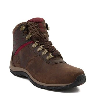 Alternate view of Womens Timberland Norwood Mid Hiking Boot - Dark Brown