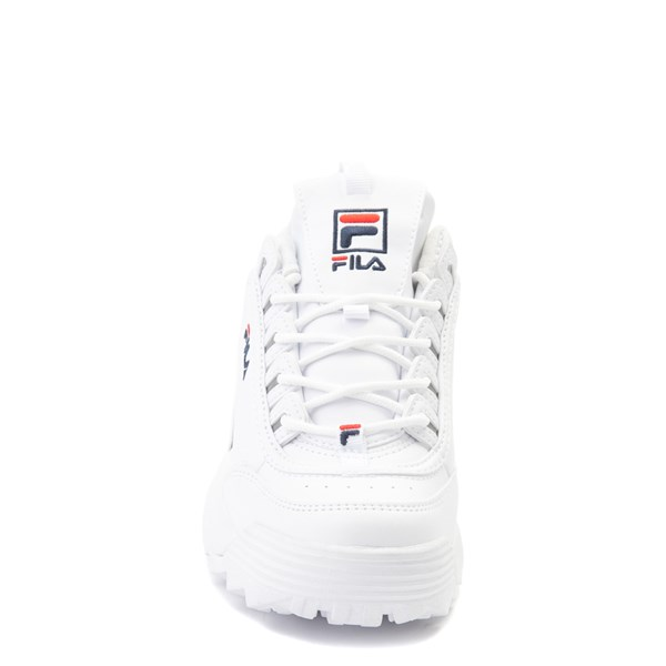 alternate view Fila Disruptor 2 Athletic Shoe - Big Kid - WhiteALT4