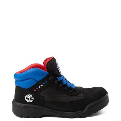 Main view of Mens Timberland x NBA Philadelphia 76ers Field Boot