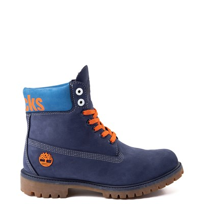"Main view of Mens Timberland x NBA New York Knicks 6"" Boot"