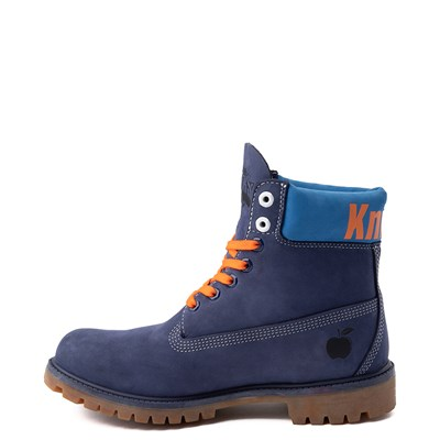 "c8a192bc00 ... Boot Alternate view of Mens Timberland x NBA New York Knicks 6"" ..."