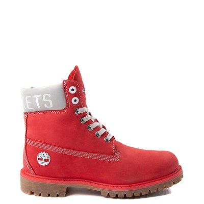 "Main view of Mens Timberland x NBA Houston Rockets 6"" Boot"