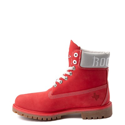 "Alternate view of Mens Timberland x NBA Houston Rockets 6"" Boot"