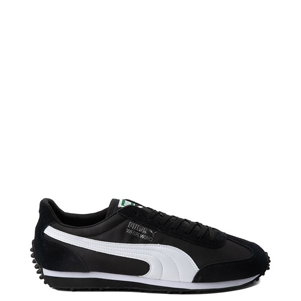Mens Puma Whirlwind Classic Athletic Shoe - Black / White