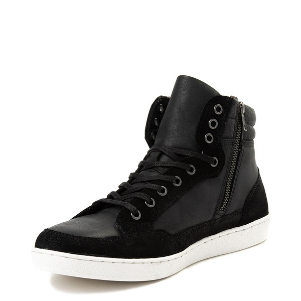 alternate view Mens Crevo Seiler Sneaker Boot - BlackALT2