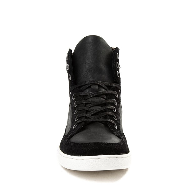alternate view Mens Crevo Seiler Sneaker Boot - BlackALT4