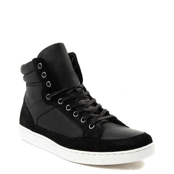 alternate view Mens Crevo Seiler Sneaker Boot - BlackALT5