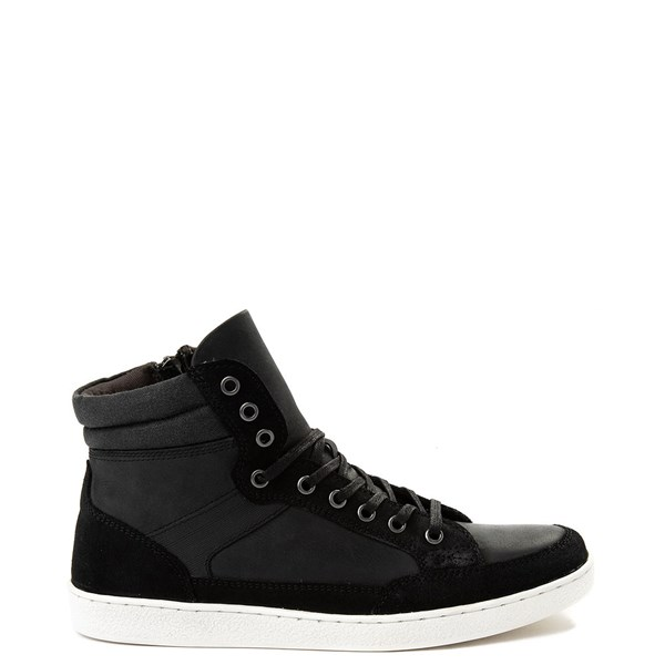 Mens Crevo Seiler Sneaker Boot - Black