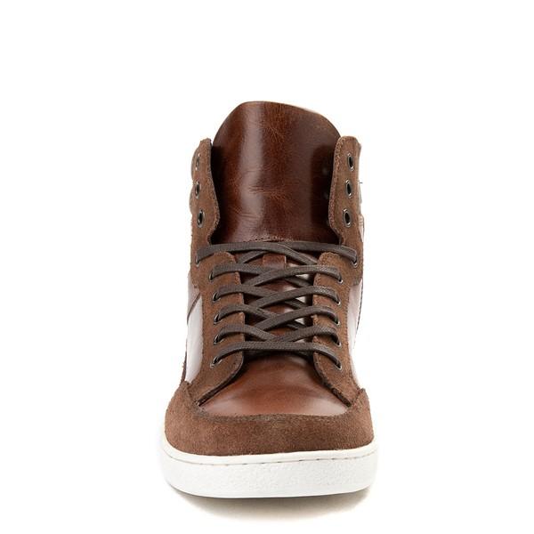 alternate view Mens Crevo Seiler Sneaker Boot - ChestnutALT4