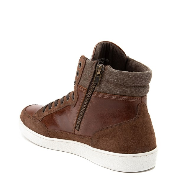 alternate view Mens Crevo Seiler Sneaker Boot - ChestnutALT2