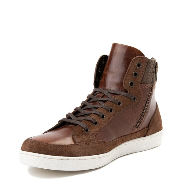 alternate view Mens Crevo Seiler Sneaker Boot - ChestnutALT3