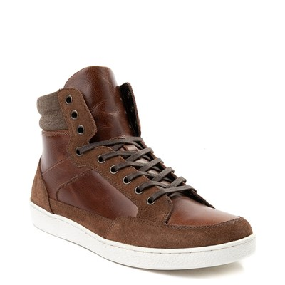 Alternate view of Mens Crevo Seiler Sneaker Boot - Chestnut