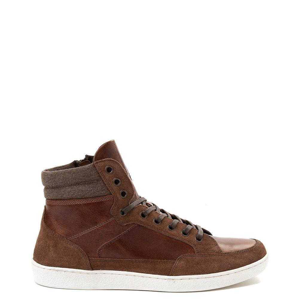 Mens Crevo Seiler Sneaker Boot - Chestnut
