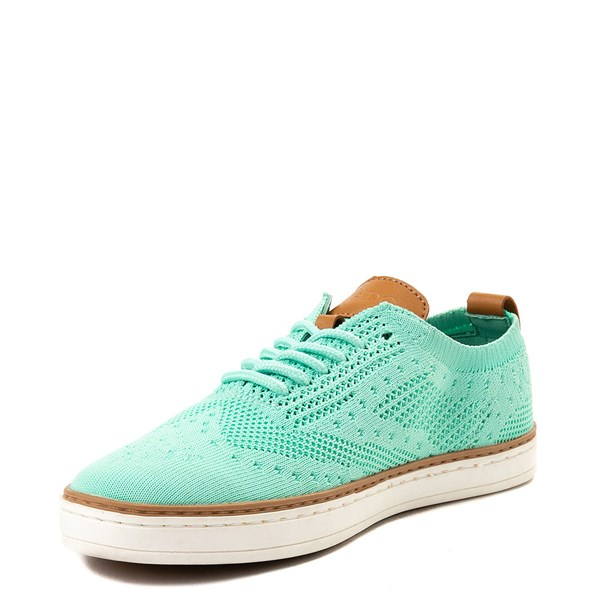 alternate view Womens Vlado Bella Casual Shoe - MintALT3