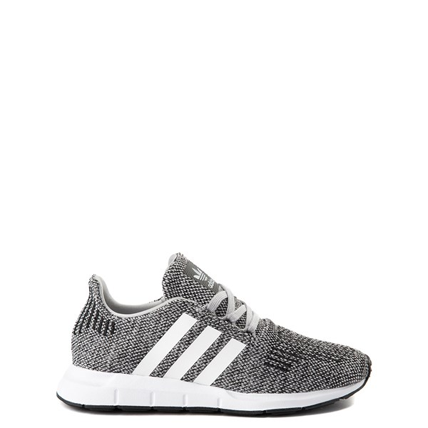 Default view of adidas Swift Run Athletic Shoe - Big Kid