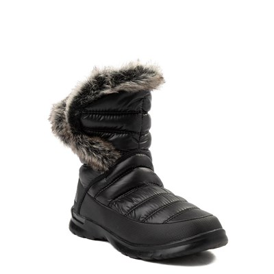 Alternate view of Womens The North Face Thermoball™ Microbaffle Bootsie II Boot - Black