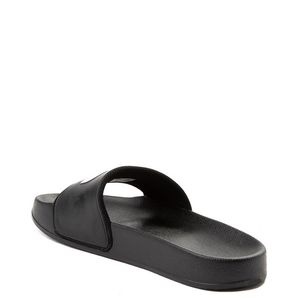 alternate view Womens The North Face Base Camp II Slide Sandal - BlackALT2