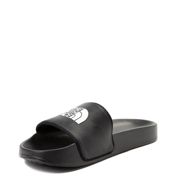 alternate view Womens The North Face Base Camp II Slide Sandal - BlackALT3