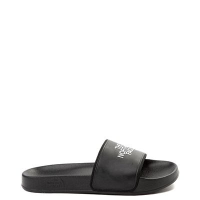 Main view of Womens The North Face Base Camp II Slide Sandal - Black