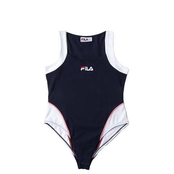 alternate view Womens Fila Sheenah BodysuitALT4