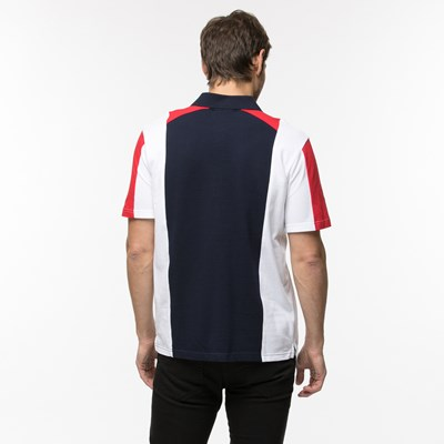 Alternate view of Mens Fila Apache Polo