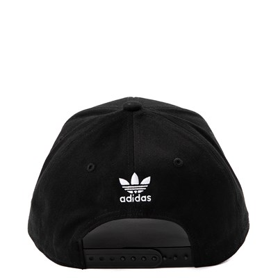 Alternate view of adidas Structure Precurve Hat - Black / White