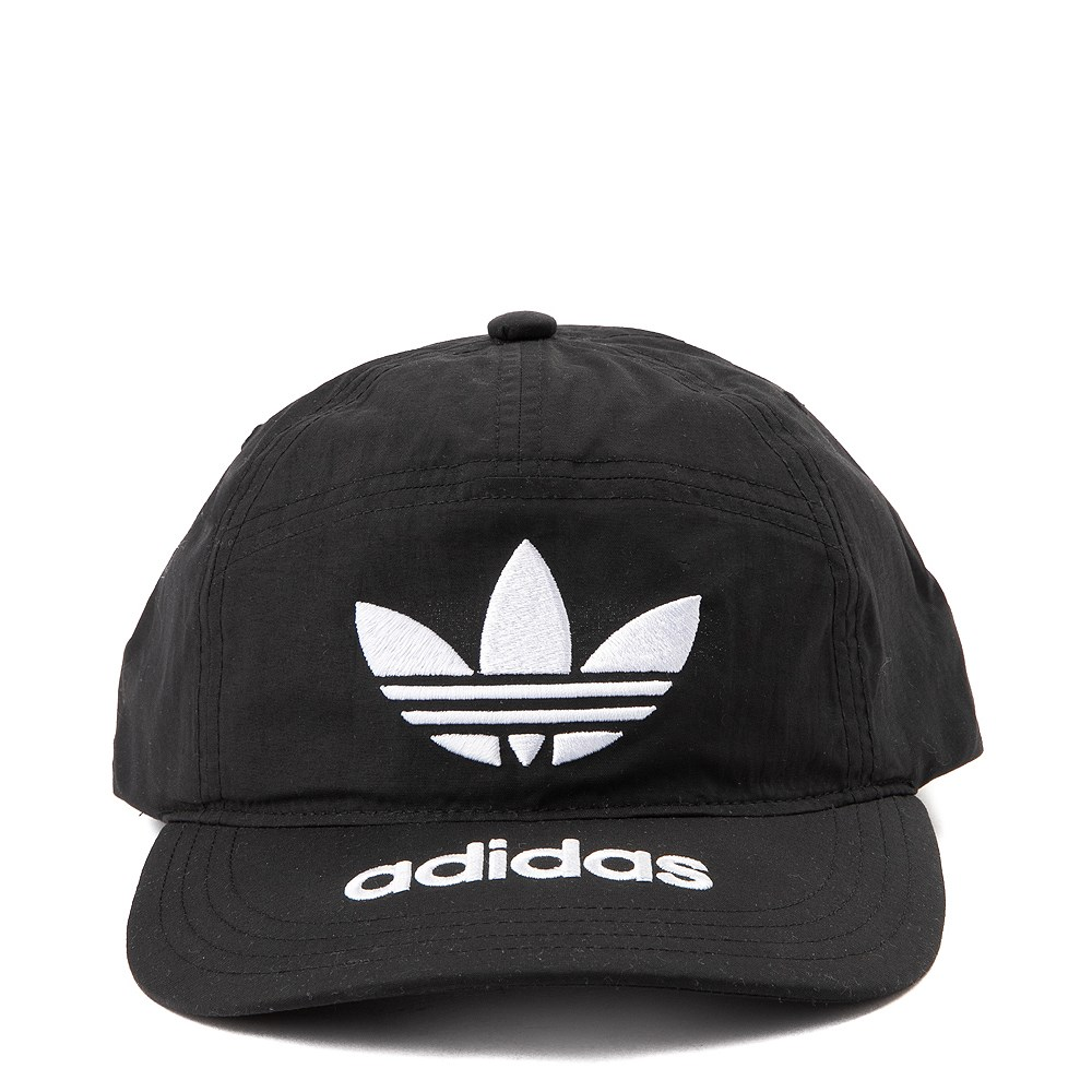 adidas 7-Panel Nylon Trefoil Hat