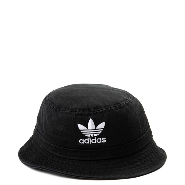 Main view of adidas Trefoil Logo Bucket Hat