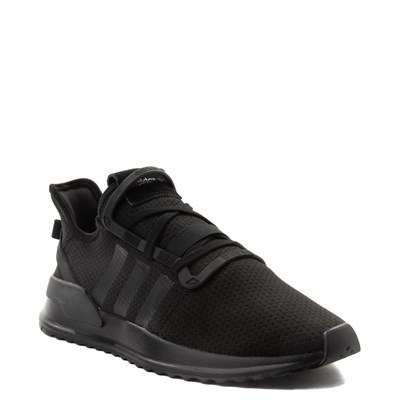 Alternate view of Mens adidas U_Path Run Athletic Shoe - Black Monochrome