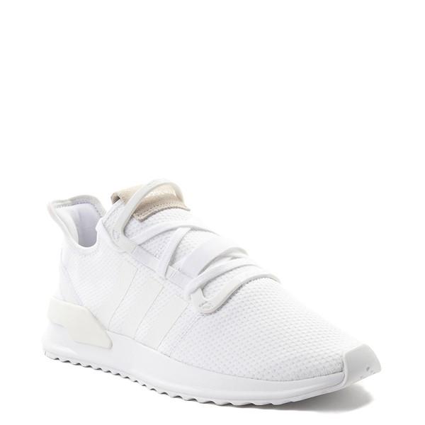 alternate view Mens adidas U_Path Run Athletic Shoe - WhiteALT5
