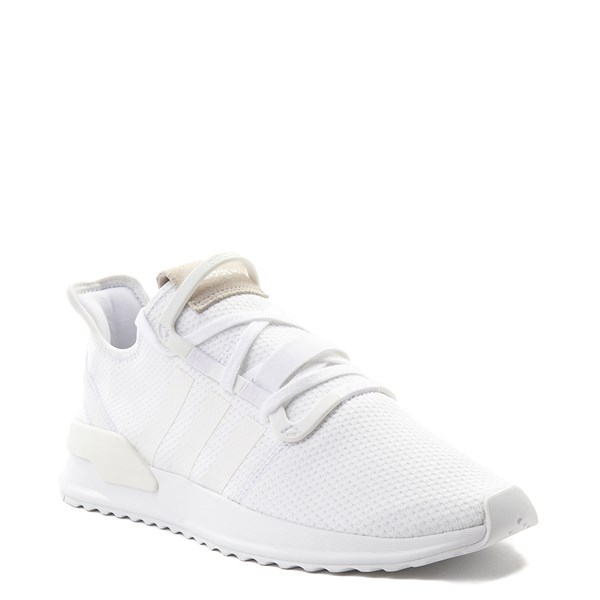 alternate view Mens adidas U_Path Run Athletic Shoe - WhiteALT1