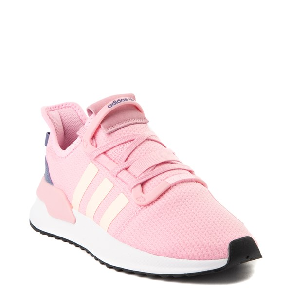 alternate view Womens adidas U_Path Run Athletic Shoe - PinkALT1