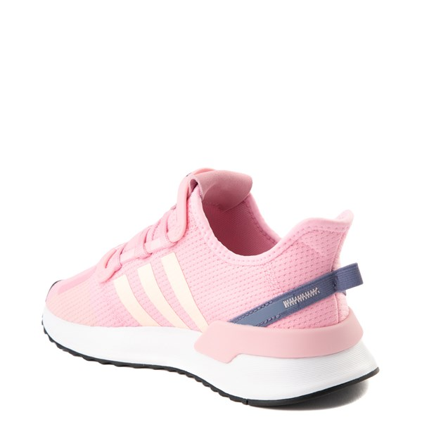 alternate view Womens adidas U_Path Run Athletic Shoe - PinkALT2