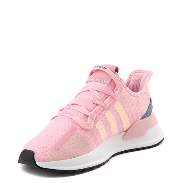 alternate view Womens adidas U_Path Run Athletic Shoe - PinkALT3