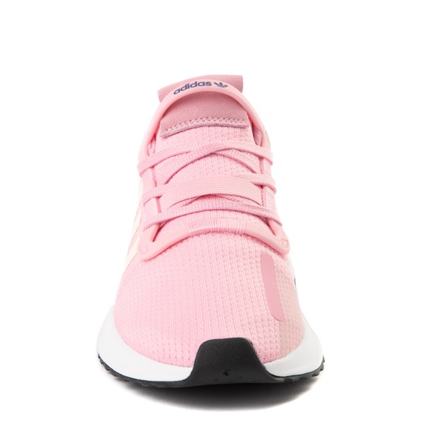alternate view Womens adidas U_Path Run Athletic Shoe - PinkALT4