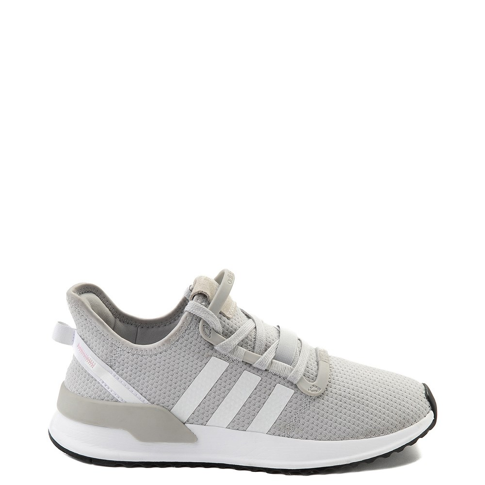 design di qualità diversificato nella confezione stile limitato Womens adidas U_Path Run Athletic Shoe - Gray / White | Journeys