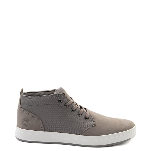 Mens Timberland Davis Square Chukka Boot - Gray