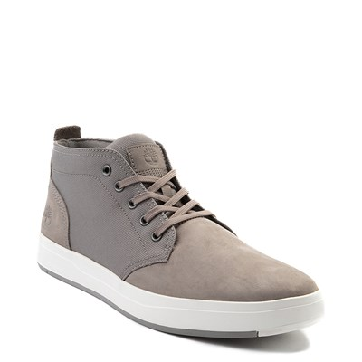 Alternate view of Mens Timberland Davis Square Chukka Boot - Gray