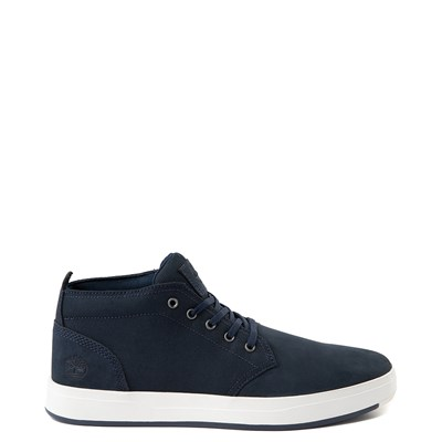 Main view of Mens Timberland Davis Square Chukka Boot - Navy