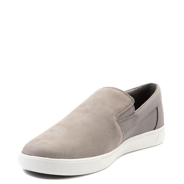 alternate view Mens Timberland Groveton Slip On Casual Shoe - GrayALT3