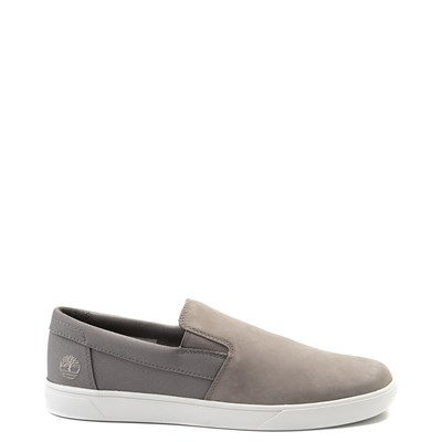 Main view of Mens Timberland Groveton Slip On Casual Shoe - Gray