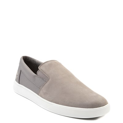 Alternate view of Mens Timberland Groveton Slip On Casual Shoe - Gray