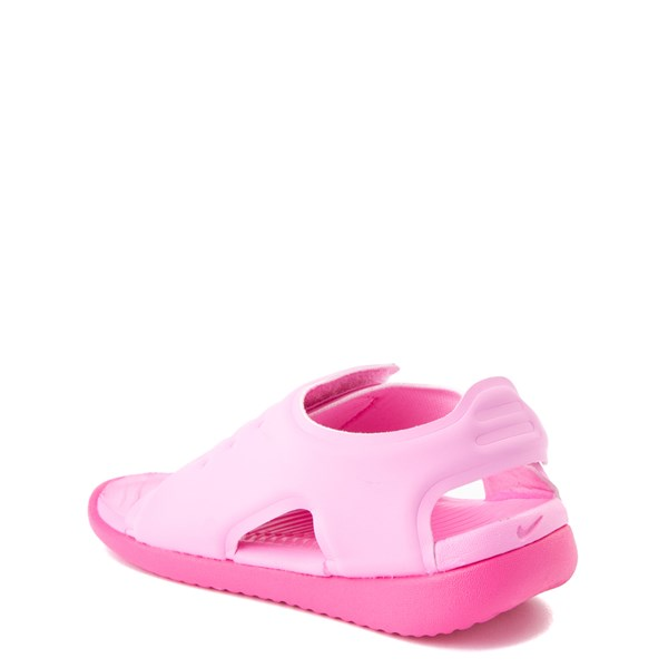 alternate view Nike Sunray Adjustable Sandal - Baby / ToddlerALT2
