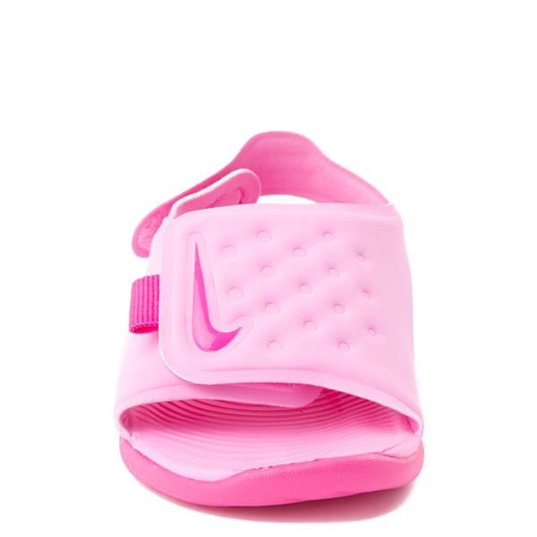 alternate view Nike Sunray Adjustable Sandal - Baby / ToddlerALT4