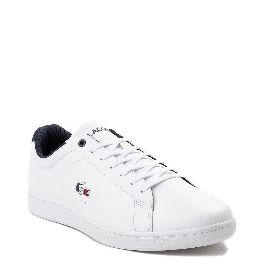 fb5b4fdd Mens Lacoste Carnaby Athletic Shoe